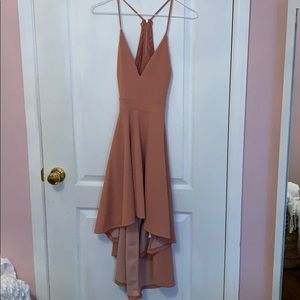 Windsor Store high-low dress